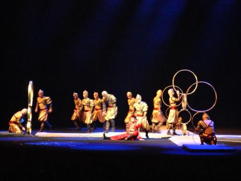 circo da china
